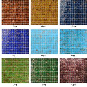 Bathroom Swimming Pool Ceramic Glass Mosaic Tile pictures & photos