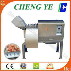 Frozen Meat Cutting Machine/Cutter 11kw with CE Certification pictures & photos