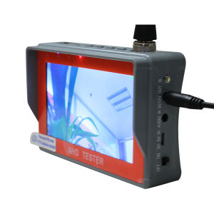 """Portable CCTV Tester with 4.3"""" Monitor (AHT43) pictures & photos"""