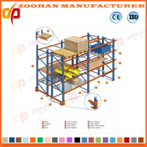 Warehouse Loft Style Rack Mezzanine Metal Storage Rack (ZHr389) pictures & photos