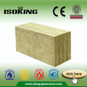 Fireproof Rockwool Insulation Price 50mm Board Rock Wool pictures & photos