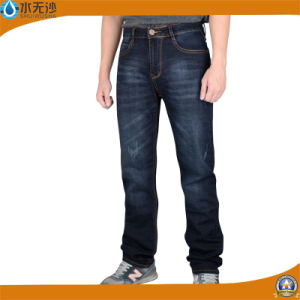 Factory Mens Jeans Blue Stretch Denim Pants Fashion Cotton Pants pictures & photos
