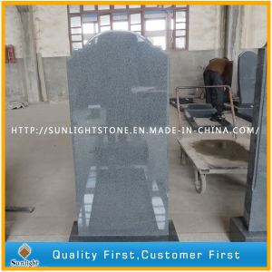 Dark Grey Natural Stone G654 Granite Gravestone for Cemetery pictures & photos