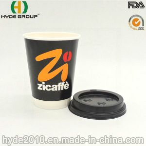 High Quality Double Wall Coffee Takeaway Paper Cup with Printng pictures & photos