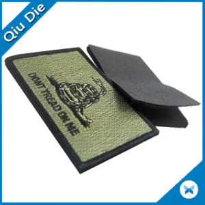 Lockland High Quality Woven Label for Clothing Accessories pictures & photos