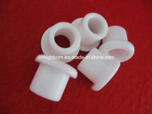 99% Alumina Textile Ceramic Eyelet Parts pictures & photos