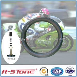 High Quality Natural Motorcycle Inner Tube 3.25-17 pictures & photos