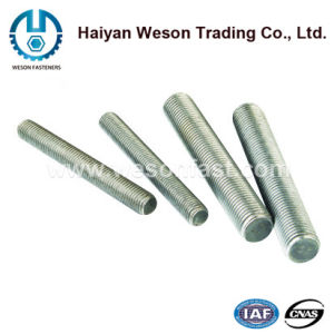 DIN975 Zinc Plated Threaded Rod Gr8.8 pictures & photos