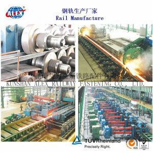 South African Standard: Iscor Steel Rail (15KG/22KG/30KG/40KG/48KG/57KG) pictures & photos