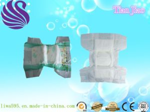 Cheap OEM Soft Breathable Baby Diaper with High Quality pictures & photos