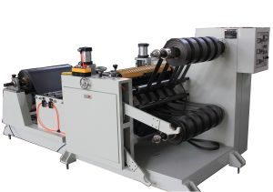 EPDM Foam Slitter Rewinder Machine pictures & photos