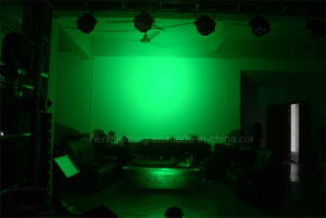 6in1 18PCS LED PAR for Party DJ Party Stage Light pictures & photos