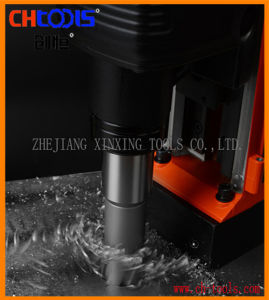 Drill Holes Annular Cutter Magnetic Drill Machine pictures & photos