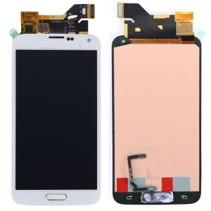 Low Price LCD Digitizer for Samsung Galaxy S5 I9600 Frame pictures & photos