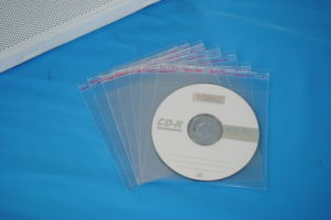 Wholesale Good Price CD DVD OPP Bag pictures & photos