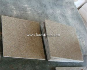 Polished G682 Yellow Granite Stone Floor Tile pictures & photos