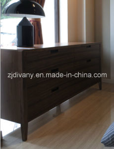 Modern Solid Wood Bedroom Cabinet (SM-D33) pictures & photos