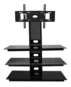 TV Stand with Bracket for LCD/LED/Plasma (BR-TV017)