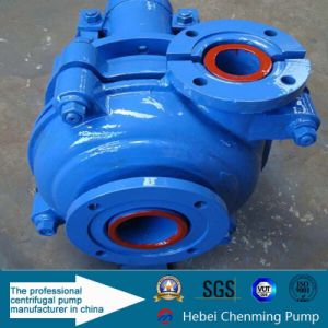 Horizontal Anti Wear Heavy Duty Centrifugal Slurry Pump pictures & photos