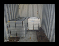 Galvanized Metal Grating, Machine Welded Metal Grating pictures & photos