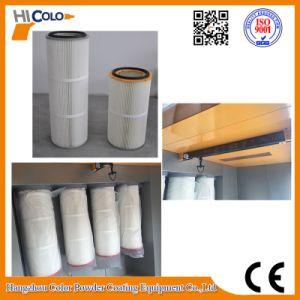 Manual Electric Powder Coating System Sistema De Pintura En Polvo pictures & photos