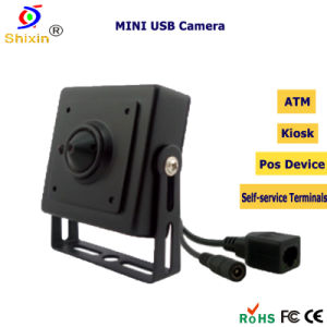 1MP Pinhole Security Face Detection IP Mini Camera (IP-608HM-1M) pictures & photos