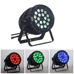 IP65 Outdoor 18*10W RGBW LED PAR Can with Zoom pictures & photos