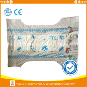 Diaper Machine Factory of Disposable Baby Diaper Db0094 pictures & photos