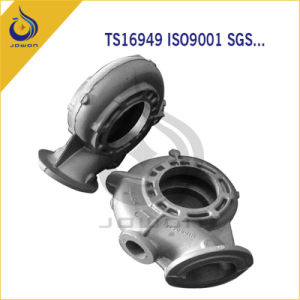 Iron Casting Agricultural Machinery Part with Ts16949 pictures & photos