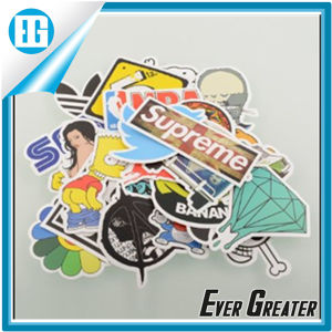 Waterproof Die Cut PVC Stickers for Car Decorations pictures & photos