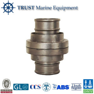 Stainless Steel/Brass Storz Couplings Types of Fire Hose Coupling pictures & photos