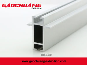 40mm Beam Extrusion for Aluminum Modular Exhibition Booth Stand (GC-Z402) pictures & photos