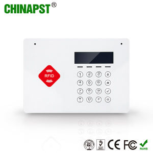 Wireless GSM Home Security Alarm with Touch Keypad (PST-G66B) pictures & photos
