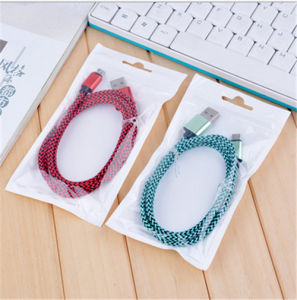 Nylon Braided Android Charging Data Micro USB Cable pictures & photos