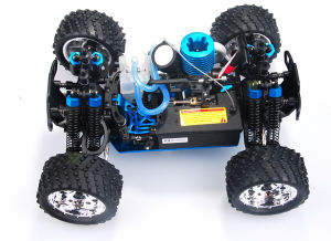 1/16 RC 4 Wheels Drive Car Nitro Cheap Buggy Car for Sale pictures & photos