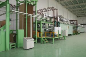 Vertical Impregnation Line for Ccl pictures & photos