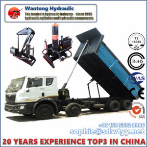 Single Acting Hydraulic Cylinder for Vehicle and Trailer pictures & photos