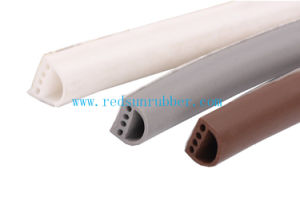 Foam Silicone Rubber Strip pictures & photos