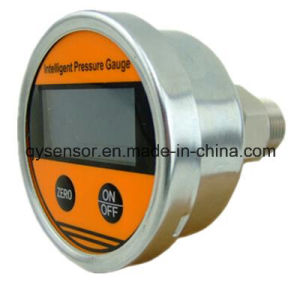 Small Siza Pressure Gauge for Water Oil pictures & photos