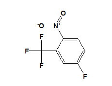 5-Fluoro-2-Nitrobenzotrifluoride CAS No. 393-09-9 pictures & photos