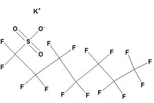 Potassium Perfluoroheptanesulfonate CAS No. 60270-55-5