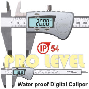 Water Proof Fractional System Digital Caliper (SKV220-10A) pictures & photos