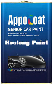 Appocoat Refinish-Ms Clearcoat
