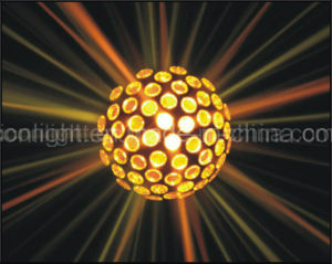 DMX Sound Active Crystal Ball LED Effect Lights (ICON-A015A) pictures & photos