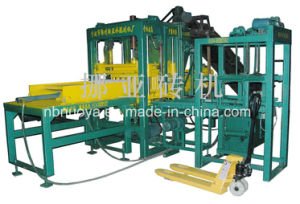 Color Pavement Brick Machine Semi-Automatic Type