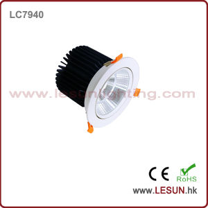 Ce & RoHS Approved New Product COB 40W Downlight with White Color LC7940 pictures & photos