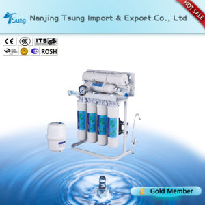 50gpd 6 Stages Water Treatment with Gauge Ty-RO-13 pictures & photos
