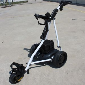 CE Approval Hand Grip Golf Electric Trolley (DG12150-B) pictures & photos