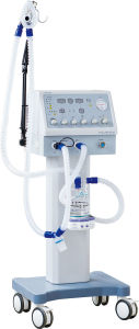 CE Approved ICU Ventilator (AM-500) pictures & photos