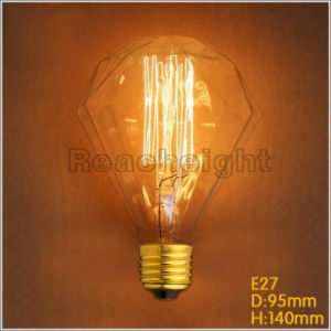 Fg G95 Diamond Dimmable Filament Bulb pictures & photos